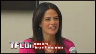 TFcon: Venus Terzo Discusses Beast Wars