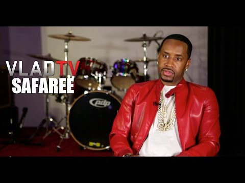 Safaree Samuels Says He's Not Bitter About Nicki Minaj & Meek Mill Relationship. Denies K. Michelle Rumors (Video)