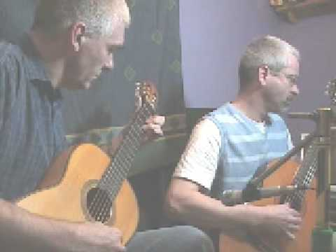 Скотт Джоплин - The Entertainer Guitar Duo