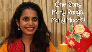 1 song sung in different Raags! - Hindi | English subtitles