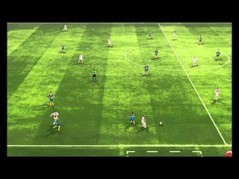 FIFA WORLD #2   Cały Mecz Z Muzyczką :D