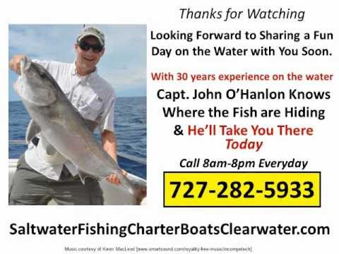 Saltwater Flats Fishing Clearwater| Flats Fishing Tarpon Springs FL| Flats Fishing Charter Guide