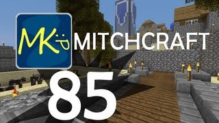 Brewing With Fire - Mitch Plays Minecraft - Ep85