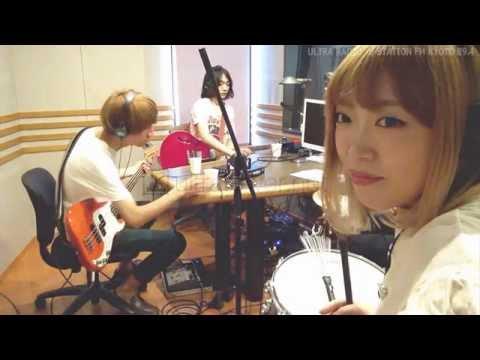 【ウルトラタワー / ULTRA RADIO】東京カランコロン / スパイス(Cover)Studio Live 2015/09/27