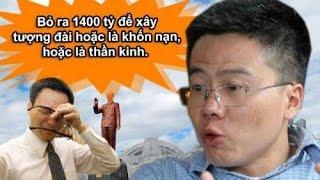 Giáo sư Ngô Bảo Châu -  Vũ Đức Đam Thần kinh khốn nạn