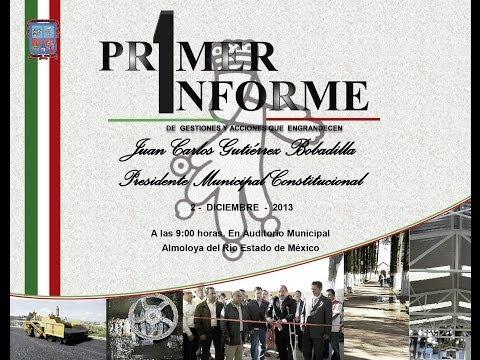 Primer Informe de Gobierno 2013