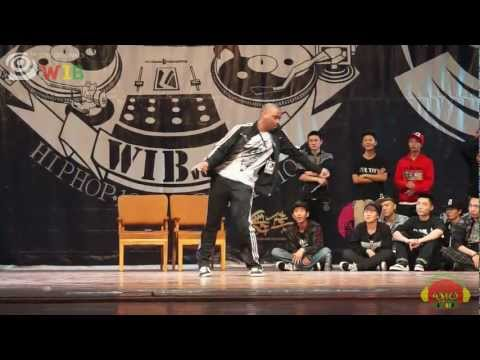 FRANQEY JUDGE PERFORMANCE 2012 WIB VOL.5 焦作