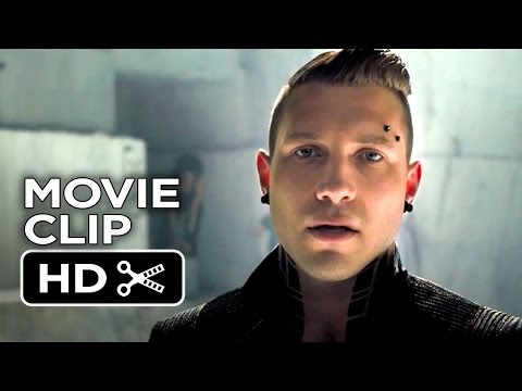 Divergent Movie CLIP - The Rules Have Changed (2014) - Shailene Woodley Movie HD