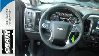 New 2016 Chevrolet Silverado 2500HD Little Rock AR Bryant, AR #6CT6711 - SOLD