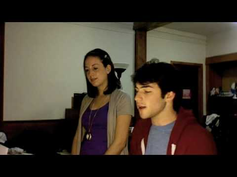 Samantha Tracey and Ben Moss sing (What am I) Supposed to Do