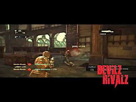 Devilz Rivalz - Gow:j Final ( Rape ) Clips Montage video