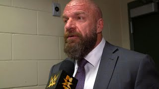 Triple H on what the move to USA Network means for NXT