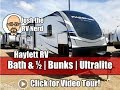 2020 Passport 3351BH Bath & a Half Bunkhouse Ultralite 2 Slide Keystone Travel Trailer