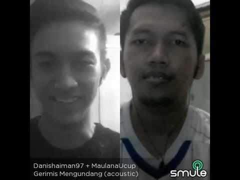 Gerimis Mengundang Acoustic (cover Smule By Ucupers)