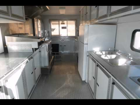 Kitchen Trailer For Sale Used