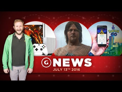 Xbox One S Bundle Leaks, Kojima Announces Best, and Pokémon in Europe - GS Daily News