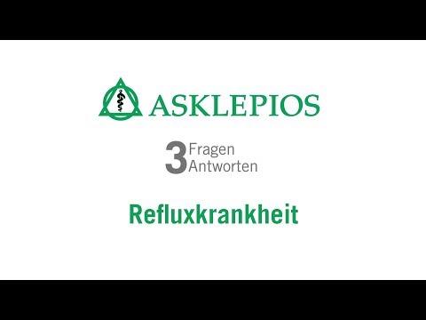 Refluxkrankheit: 3 Fragen 3 Antworten | Asklepios