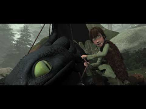 How to train your Dragon ( Animated ) [ Trailer 2010 ] [ ENG ] - 1080p