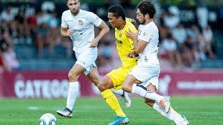 Resumen La Nucía 0 - 4 Villarreal CF