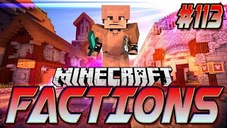 Minecraft: Factions Let's Play! Episode 113 - FACTIONS CHALLENGES - 1v1 KING!