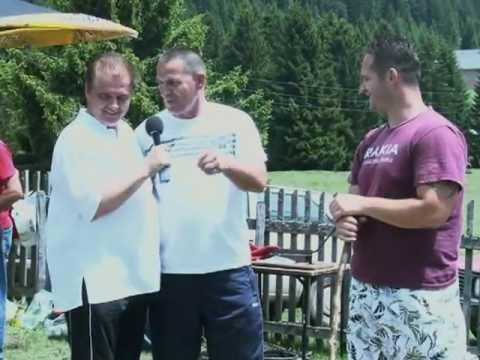 REPORTAZA TV DUGA SAT - Jagnjijada 2012 - Vucja Luka