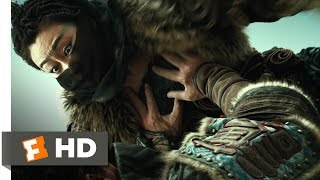 Dragon Blade - Huo An vs. Cold Moon Scene (1/10)   Movieclips