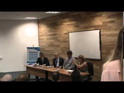 Crise hídrica –debate 25/8/14 (4/14)