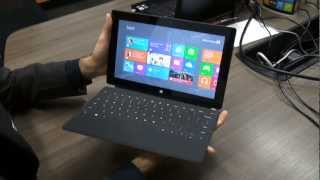 Probando²: Surface RT de Microsoft