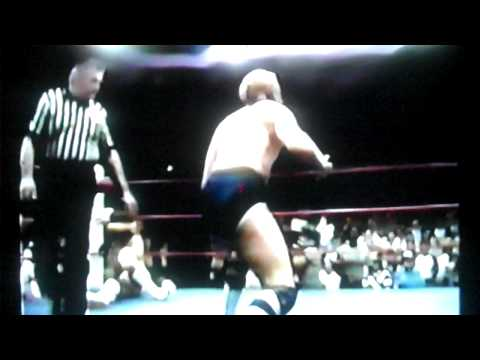David Von Erich Vs Jim Garvin