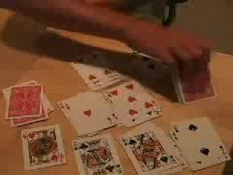 You Count Em' Card Trick