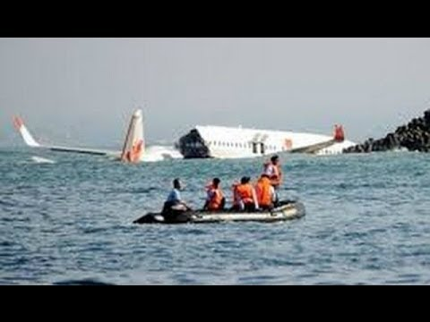 MOST SHOCKING - Malaysia Airlines plane with 239 aboard crashes into South China Sea