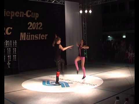 Patricia Schlegel & Timo Bohrer - Kiepen Cup 2012