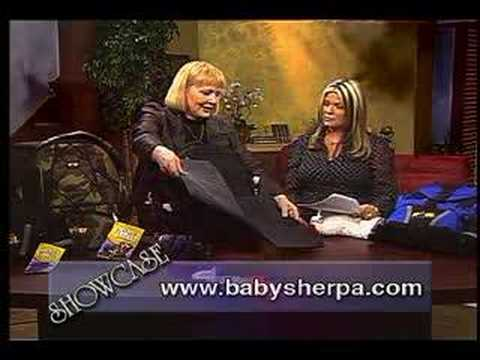 Baby Sherpa Demo and Interview with Heather Campbell-Dewar