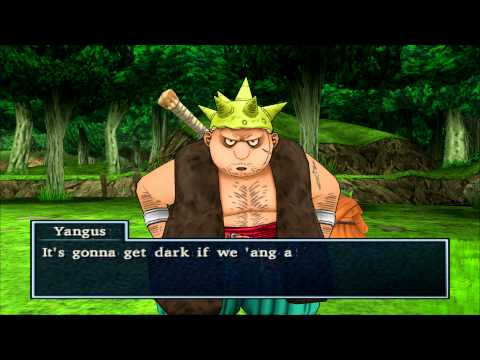 Dragon Quest VIII - PCSX2 0.9.8 - 4x Native Res [HD]
