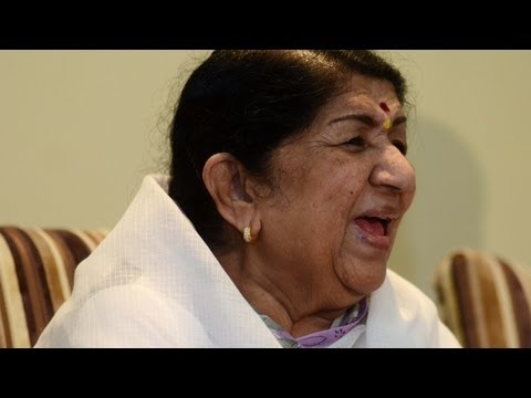We Don't Fit Into Today's Music Scenario: Lata Mangeshkar