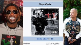 """Gucci Mane Gets Back At T.I. Through 1017 IG,""""Fools Dont Dispute Facts, You Didnt Create Trap Music"""""""