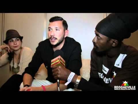 Interview: Million Stylez @ SummerJam 7/8/2012
