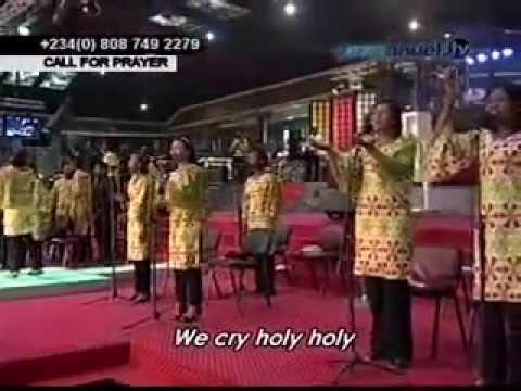 Emmanuel Singers Live - We Cry Holy Holy video