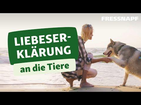 Fressnapf - Eine Liebeserklärung an Tiere
