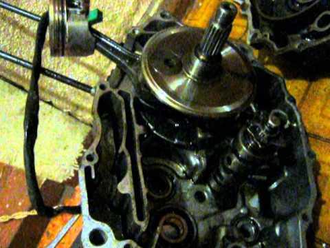166fmm инструкция двигатель