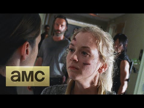 (spoilers) Inside Episode 508: The Walking Dead: Coda video
