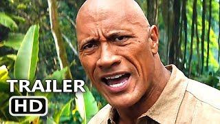 JUMANJI 3 Official Trailer (2019) Dwayne Johnson, Kevin Hart, Next Level Movie HD