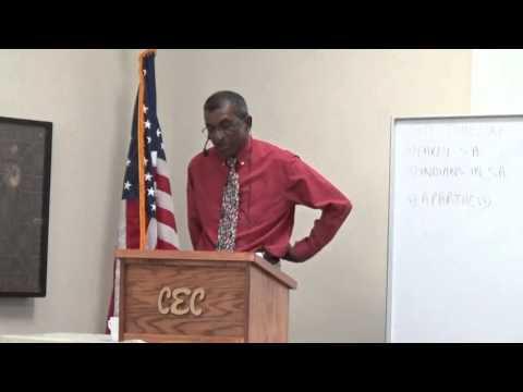 Fractured South Africa - Class 4 - by Dr. Ron Charles 03-02-2016