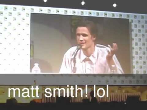 matt smith talks about chameleon circuit