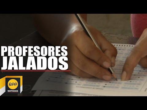 Más de 5 mil directores de colegios son desaprobados en examen