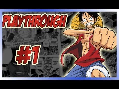 Playthrough ONE Piece em Português BR