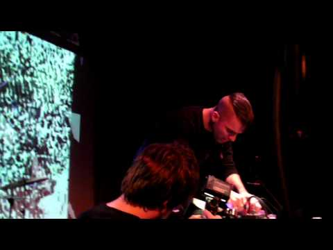 Bytejacker - Nullsleep Live Performance at 2009 Blip Festival