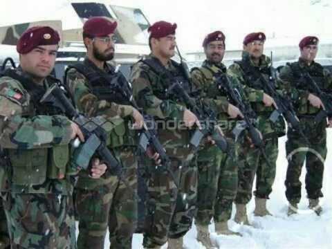 أجمل أغنية عربية.قوات الاسلامي الافغاني.afghan forces .higlights