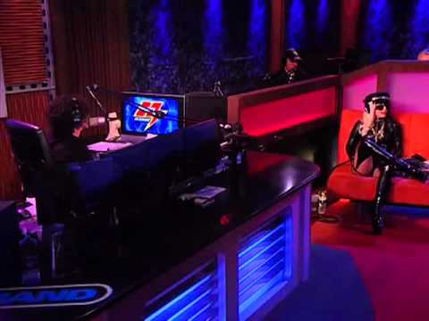 Lady Gaga Interview  - Howard Stern 2011 Music Videos