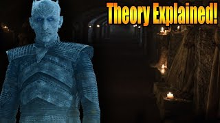Winterfell's Crypts Hold The Secrets Of The White Walkers! Theory Explained